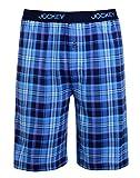 Jockey® Bermuda Short, Blau kariert, Größe M