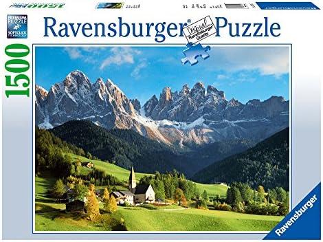 Ravensburger Puzzle 1500 pièces – Vedute delle Dolomiti 16269 | Une Bonne Réputation Dans Le Monde Entier