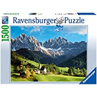 Ravensburger 16269 Puzzle Dolomiti, 1500 Pezzi