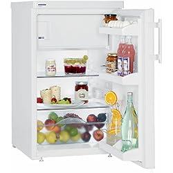 Liebherr T 1414 Comfort freestanding 122L A+ White combi-fridge - combi-fridges (Freestanding, White, Right, Steel, Glass, 122 L)