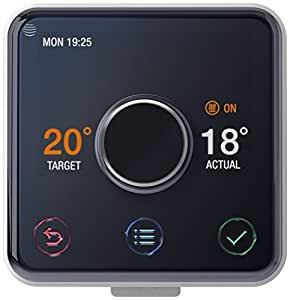 Hive Active Heating and Hot Water Thermostat with Professional Installation, Works with Amazon Alexa