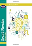 Sound Phonics Phase One (Book 1 of 10): Early Years