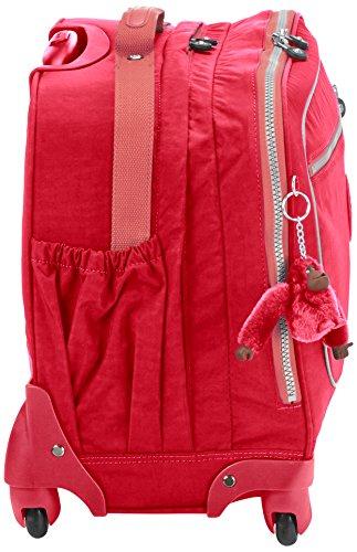 Kipling - MANARY - Rucksack mit Laptopfach - Flamb Shell C - (Rosa) Flamb Shell C
