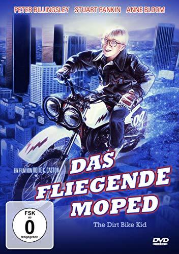 Das fliegende Moped (The Dirt Bike Kid)