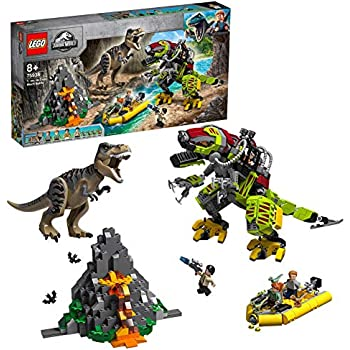 Kit Lego Indominus Jurassic World By Breakout Rex Building 75919 sxCthQordB