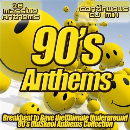 Top 40 rave anthems 40 uplifting classic old skool for Old skool house music