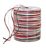 Präsent 50-m-Spule RAFFIA-Multicolour - Dekobastband, bunt -