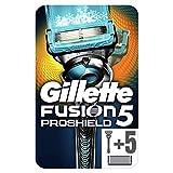 Gillette ProShield Chill Rasoir Pour Homme + 5 Lames (rasoir offert)