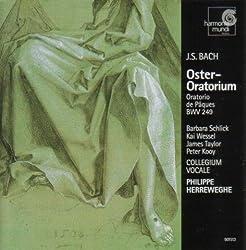 Bach: Easter Oratorio; Cantata Bwv 249 Herreweghe