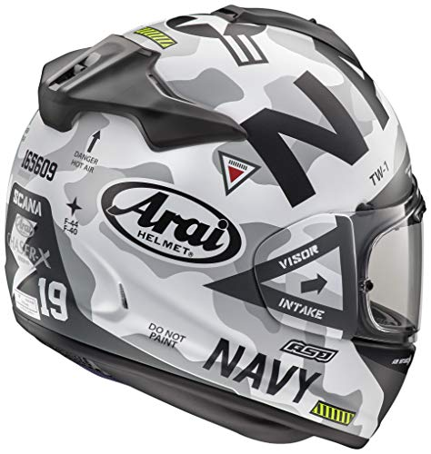 ARAI Helmet Chaser-X Navy White S