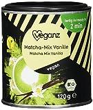Veganz Bio Matcha-Mix Vanille, 1er Pack (1 x 120 g)