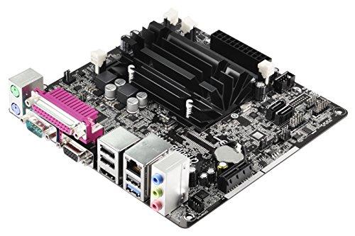 ASRock Q1900B-ITX Mainboard Sockel (micro-ATX, 2x DDR3 Speicher, 3x USB 2.0)