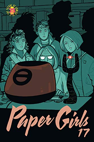 Paper Girls nº 17 (Paper Girls Grapa)