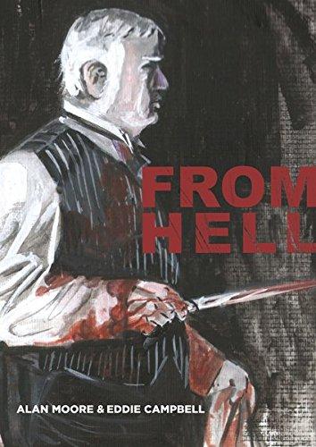 Buchseite und Rezensionen zu 'From Hell – Paperback-Edition' von Alan Moore