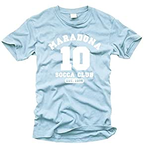 Diego armando maradona-t-shirt-homme-taille xXL