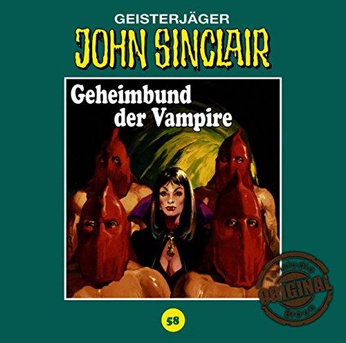 John Sinclair (58) Geheimbund der Vampire (Jason Dark) Tonstudio Braun / Lübbe Audio 2017