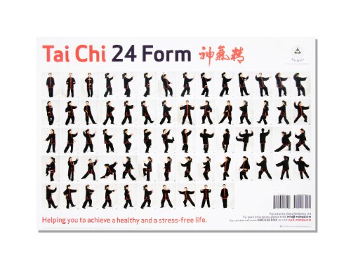 Tai Chi in 24 Forms -
