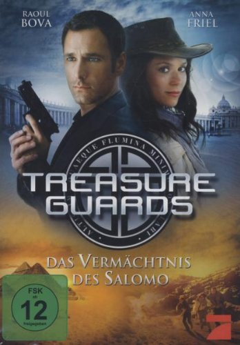 Treasure Guards - Das Vermächtnis des Salomo
