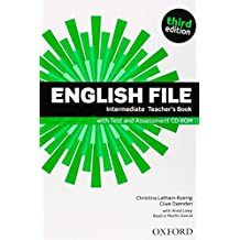 English File third edition: English File Intermediate Teacher's Book &test CD Pack 3rd Edition