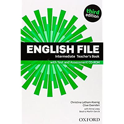 Free English File Third Edition English File Intermediate Teacher S Book Test Cd Pack 3rd Edition Pdf Download Presleyscot