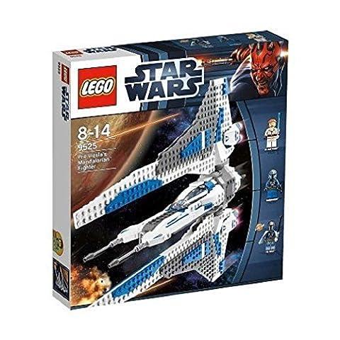 Lego 9525 Star Wars Pre Vizslas Mandalorian Fighter- 403 Pieces by Lefo