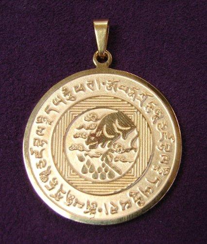 Feng Shui importacion Gran dinero talisman en