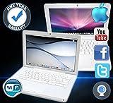APPLE MACBOOK POWERFUL 80-120GB HDD 2GB RAM A1181 13.3