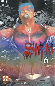 Shi Ki Edition simple Tome 6