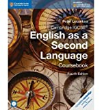 [(Cambridge IGCSE English as a Second Language Coursebook)] [ By (author) Peter Lucantoni ] [September, 2014]