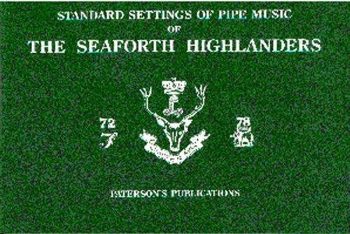 standard-settings-of-pipe-music-of-the-seaforth-highlanders-partituras-para-gaita