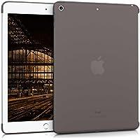 kwmobile Funda Inteligente para Apple iPad 9.7 (2017/2018) - Carcasa [Trasera] de [TPU] para Tablet en [Negro Transparente]
