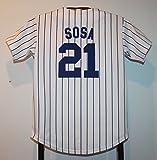 Maillot Trikot Jersey Mlb Baseball Chicago Cubs Sammy Sosa 8 ans