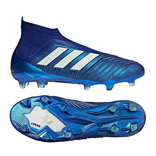 adidas Herren Predator 18+ 360Control FG Fußballschuhe, Blau (Unity aero hi-Res Ink Green), 42 2/3 EU