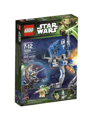 LEGO SW PIATTAFORMA STRATEGIA-AT-RT - Spielzeug Lego Wars Star Clone