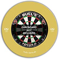 Bulls adultos Quarter Back EVA Dart tarjeta Surround, color crema, 1