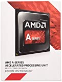 AMD A10 X4 7800 Box FM2 - Microprocesador Quad Core (3,500GHz), color plateado
