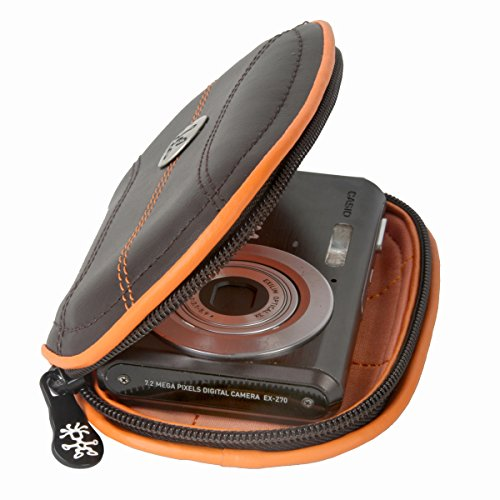 Crumpler ROYALE THINGY 40 Marken Tasche für Foto/Handy/Kamera dunkel rot/bordeau dk brown / dk orange
