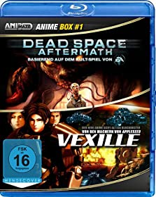 Dead Space Aftermath/Vexille - Anime Box 1 [Blu-ray]