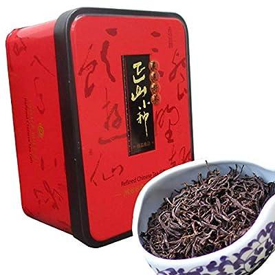 Lapsang Souchong Thé noir bio zhengshanxiaozhong Chine vert alimentaire thé rouge paquet-cadeau thé rouge supérieur
