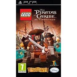 El videojuego de Lego de Piratas del Caribe, para PSP.