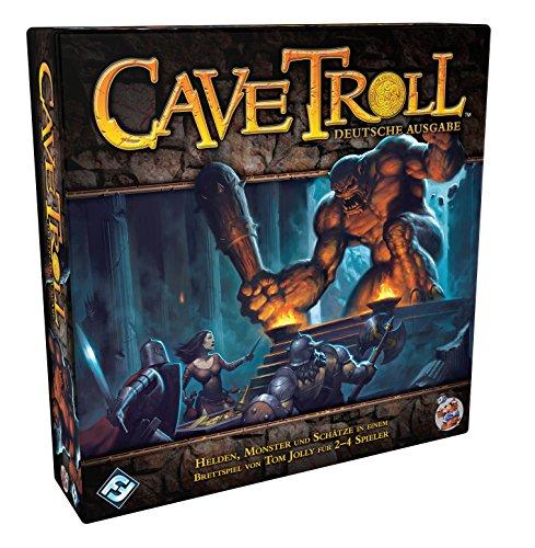 Heidelberger HE782 Cave Troll, Spiel Brettspiel, Das Magische Labyrinth