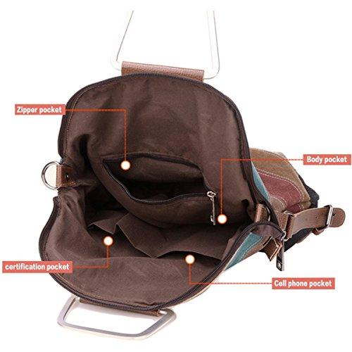 Imagen de la desire mujeres vintage  escolar daypacks damas  casual bolso bolsos  para el trabajo escolar vacaciones viajes senderismo camping actividades fashion  alternativa