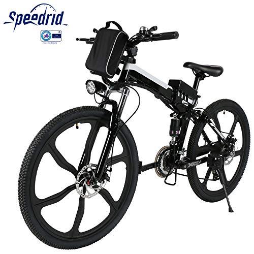 Speedrid Vélo Electrique, 2019 26 Plus/26/20 pneus VTT...