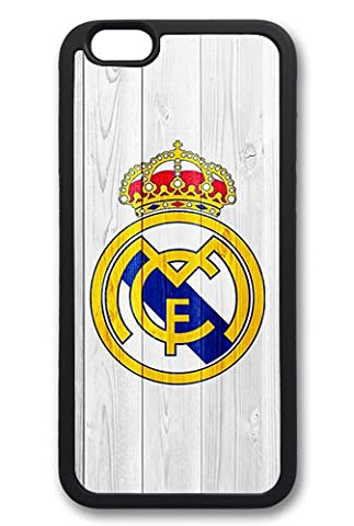 Coque silicone BUMPER souple IPHONE 4/4s - Real Madrid football