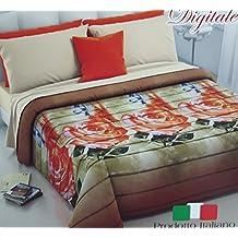Trapunta Matrimoniale Offerte Lombardia.Amazon It Irge Trapunta Irge