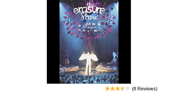 dvd show erasure
