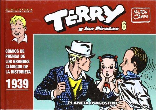 Biblioteca Grandes del Comic: Terry y los piratas nº 06
