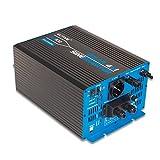 ECTIVE 1000W 24V zu 230V SSI-Serie Reiner Sinus Wechselrichter mit Ladegerät MPPT-Solarladeregler und NVS in 5 Varianten: 1000W - 3000W