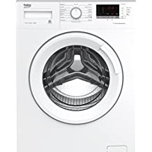 Captivating Beko WTX71232WI Freestanding Front Load 7kg 1200RPM A+++ 10% White Washing  Machine