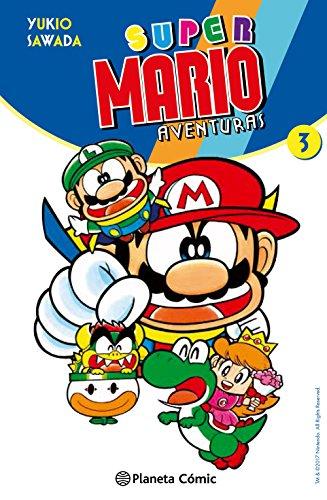 Super Mario nº 03 (Manga Kodomo) por Yukio Sawada